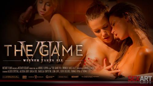 Alexis Crystal, Carla Cox, Silvie Deluxe - The Game VIII - Winner Takes All (FullHD)