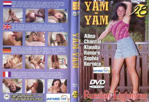 Yam-Yam Russian Eighteens 28 [DVDRip 572p 2.6 Gb]