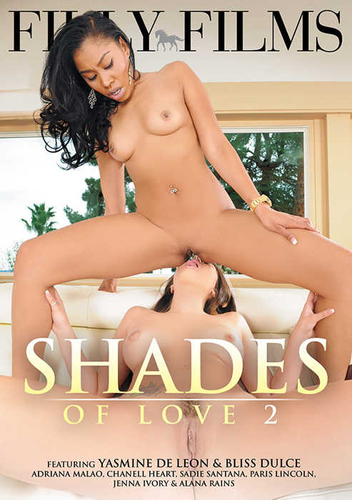 Shades Of Love 2 [DVDRip 406p 1.18 Gb]