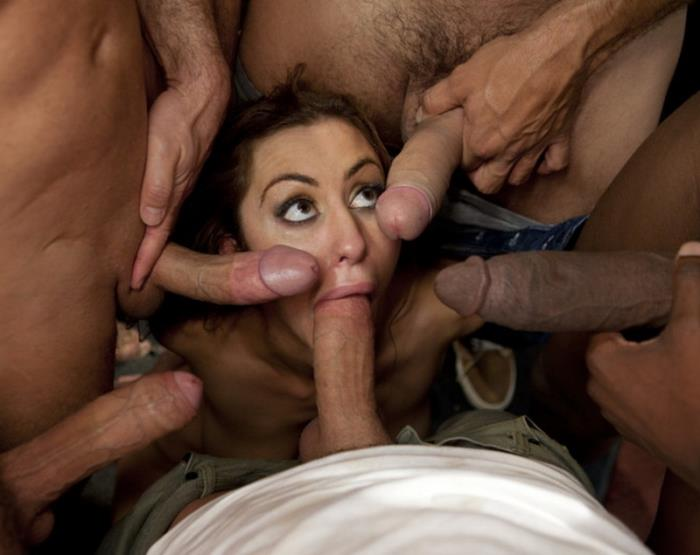 Princess Donna Dolore ~ The Party: Starring Princess Donna ~ BoundGangBangs ~ HD 720p
