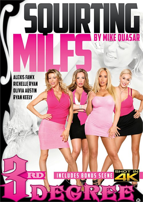 Squirting MILFs [DVDRip 406p 859.28 Mb]