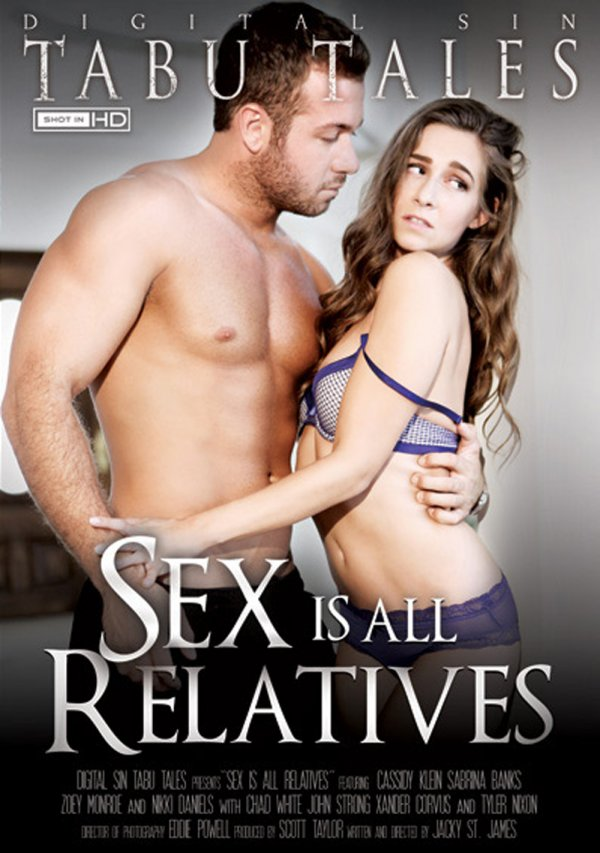 Relatives: Sabrina Banks - Sex Is All Relatives [SD|320p|1.08 Gb]