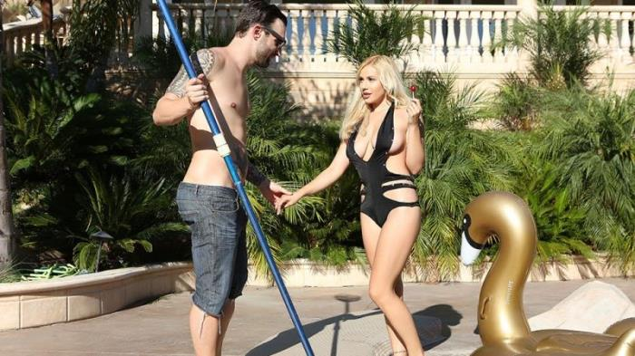 Kylie Page - THE POOL BOY FANTASY [FullHD 1080p] - Fuckingawesome