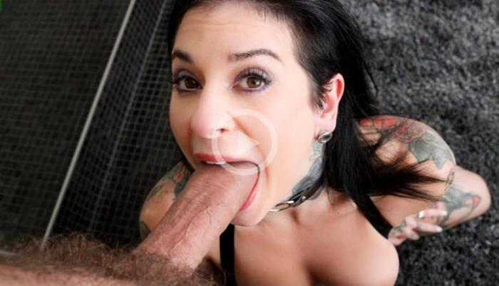 Throated: Joanna Angel - Throating Angel [FullHD 1080p] (Amateurs)