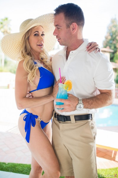 Brandi Love - Your Pleasure Is Our Pleasure [FullHD 1080p] - EroticaX