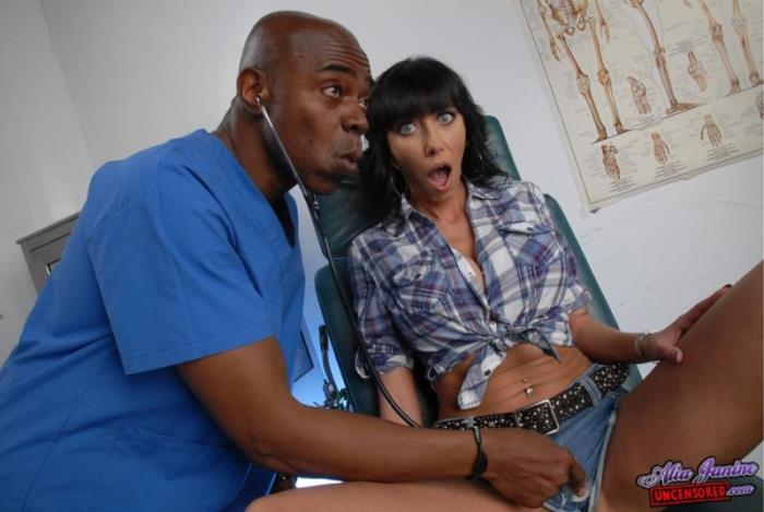 Alia Janine - Sean Michaels Big Black Cock (Latinas) - Pornstarplatinum [HD 720p]