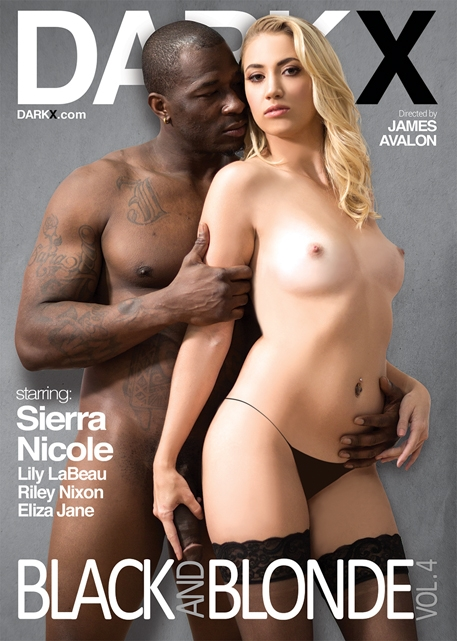Blonde - Riley Nixon - Black And Blonde 4 [SD 386p]