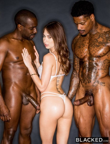 Riley Reid ~ More Than A Little Friendly ~ Blacked ~ SD 480p