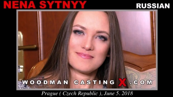 Nena Sytnyy - This is Nena Sytnyy sex Testing casting X ! [WoodmanCastingX / SD 540p]