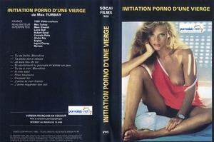 Initiation Porno DUne Vierge [VHSRip 470p 1.68 Gb]