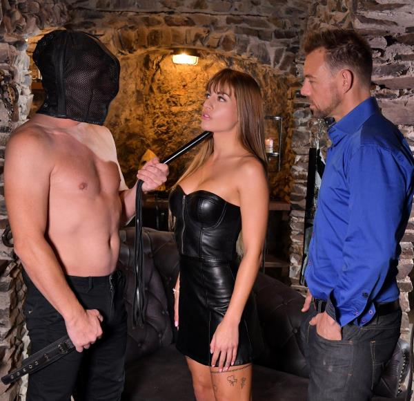 Silvia Dellai Submission Cellar HouseOfTaboo.com DDFNetwork.com [HD 720p]