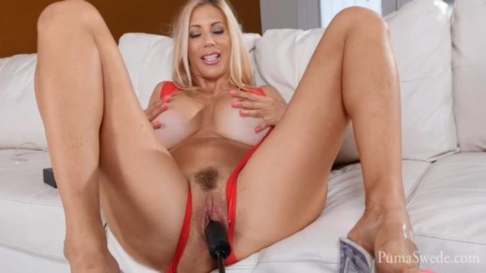 Puma Swede - Pumas Pink Dildo!; Helping Hand; Pumas Fuck Machine; Pumas White Toy (PumaSwede.com/FullHD, HD) - Flashbit