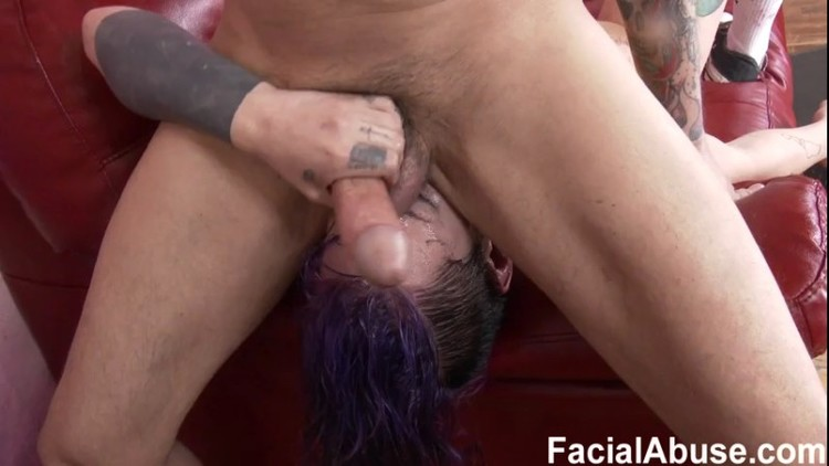 Facial Abuse - Whore Mysterio 2018 Free Download From pornparadise.org