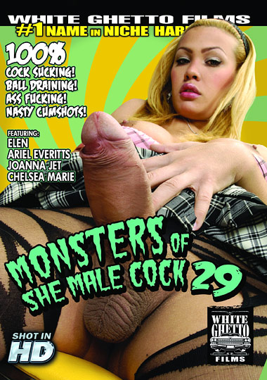 Monsters of She Male Cock 29 (2013)