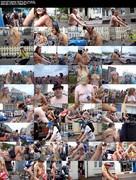amateurs - World naked bike ride 2015 Brighton [HomeVideo / HD 720p]