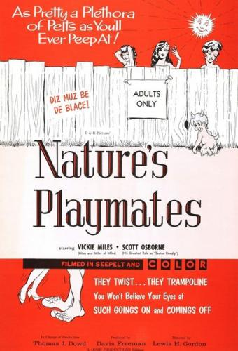 Allison Louise Downe ... Diana (as Vicki Miles) ~ Natures Playmates ~ DR Pictures ~ SD 368p