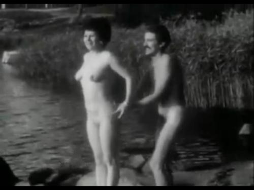 Любительское видео - amateurs - Vintage Nudists Outdoors (SD 238p)