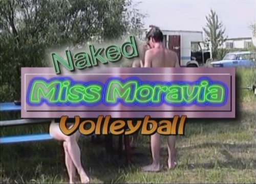 Nudists - Naked Miss Moravia Volleyball (2018/EurovidFKK/SD)