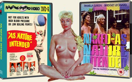Compass Films, Compton-Cameo Films, Markten Film Productions - Pamela Green, Bridget Leonard, Angela Jones, Petrina Forsyth, Jackie Salt, Stuart Samuels - Naked as Nature Intended [SD 576p, 480p]