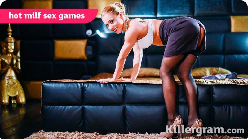 Hot MILF Sex Games (Nikky Thorne) Killergram [SD]