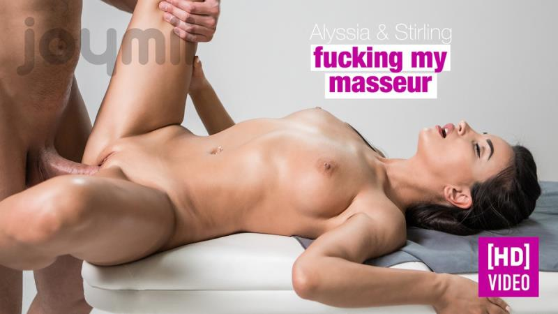 Fucking My Masseur (Alyssia Kent) JoyMii [SD]