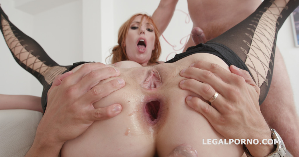 LegalPorno - Giorgio Grandi - Dap Destination with Lauren Phillips Balls Deep Anal / DAP / Gapes / Swallow GIO700