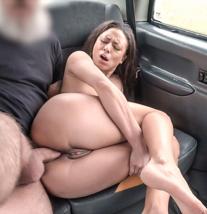 Cassie Del Isla - Anal sex with a French babe [FullHD 1080p] - FakeTaxi/FakeHub