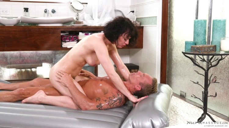 Nuru Massage  - Olive Glass - First Day on the Job - 15.06.2018 - 1080p Free Download From pornparadise.org