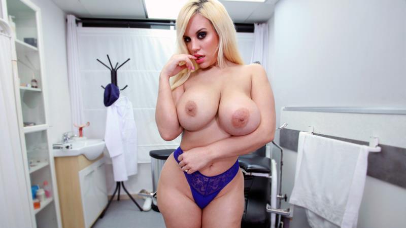 Blondie Fesser at Doctor Nick's office (Blondie Fesser) TheFuckingClinic [SD]