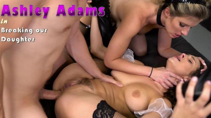 Cory Chase, Ashley Adams - Breaking Our Daughter [FullHD 1080p] - BareBackStudios / Clips4Sale