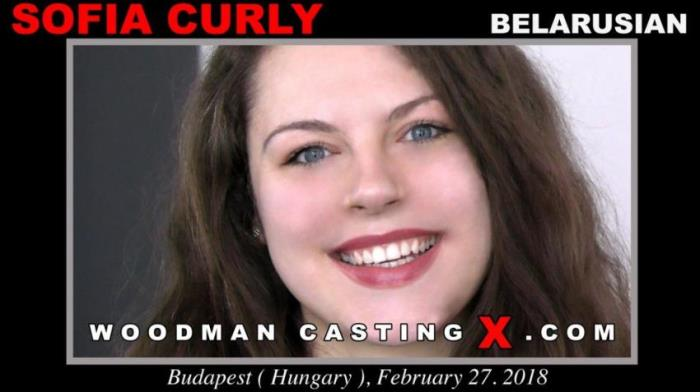Sofia Curly - Sofia Curly [WoodmanCastingX / FullHD 1080p]