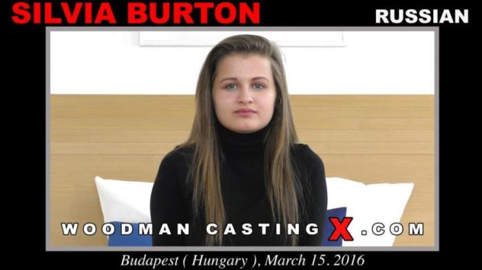 Silvia Burton - Silvia Burton [WoodmanCastingX / FullHD 1080p]