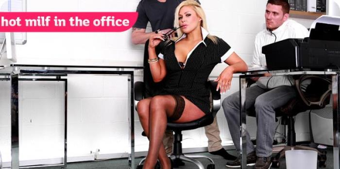 Aaliyah Ca Pelle - Hot MILF in the Office [HD 720p] - Killergram