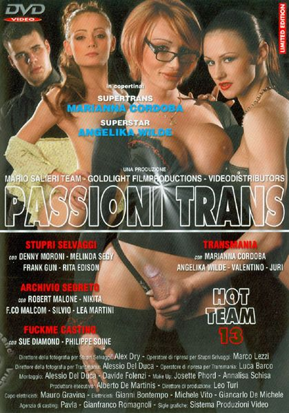 International Hot Team 13 - Passioni Trans (2006)