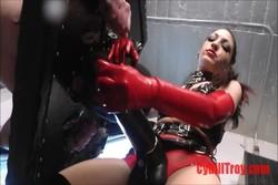 Chastity Ass Assault
