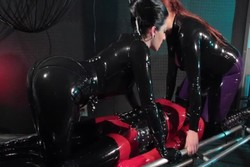 Heavy Rubber Smothering