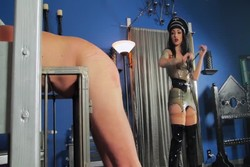 Submit to Cybill's Whip Starring Cybill Troy