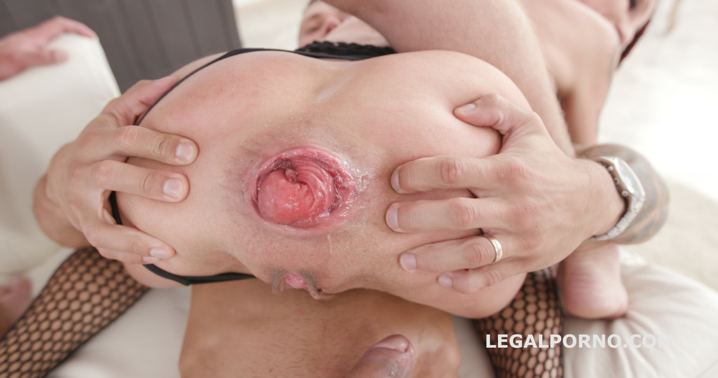 LegalPorno - Giorgio Grandi - Monsters of TAP Lyna Cypher mental balls deep DAP, TAP, Gapes, Anal Fisting, Swallow GIO714