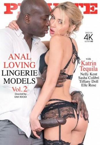 Anal Loving Lingerie Models 2 (2018)