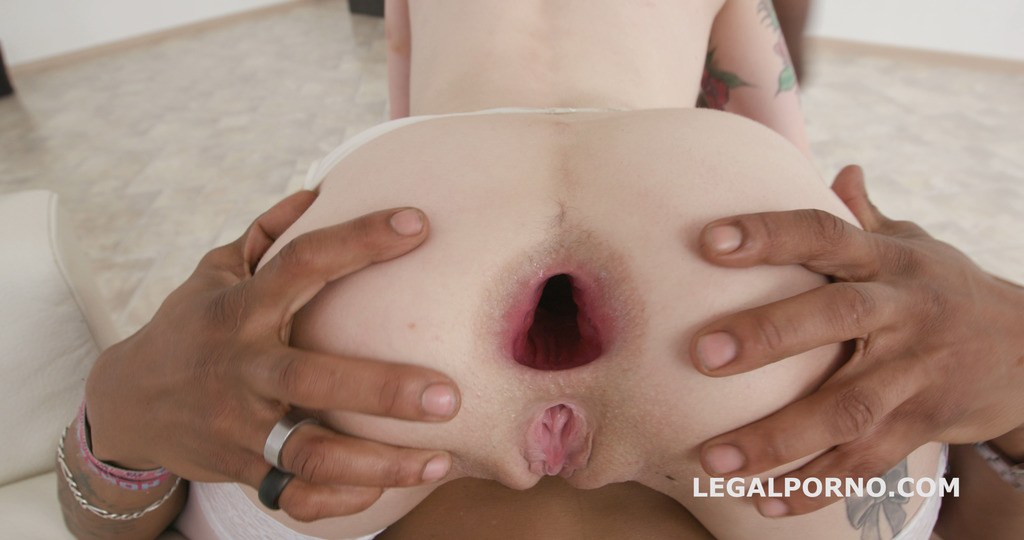 Download LegalPorno - Giorgio Grandi - Waka Waka, Blacks are Coming! Anna de Ville gets 5BBC with Balls Deep Anal / DAP / Big Gapes / Swallow GIO695