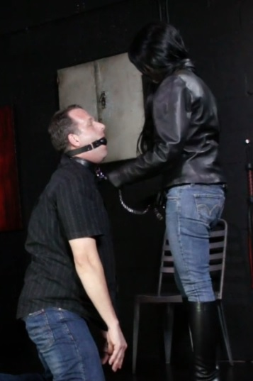 Mistress Nikita - Slave Driver Part 3