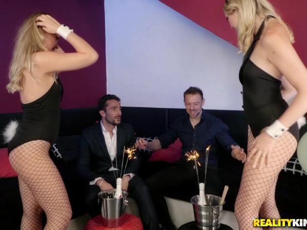 Anny Aurora, Selvaggia - Bottle Service Sluts 720p