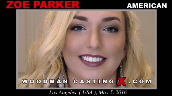 * Updated * (Zoe Parker) WoodmanCastingX [SD]