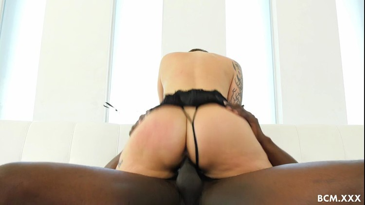BCM - Ivy Lebelle Finally Gets That BBC - 13.07.2018 - pornagent.org