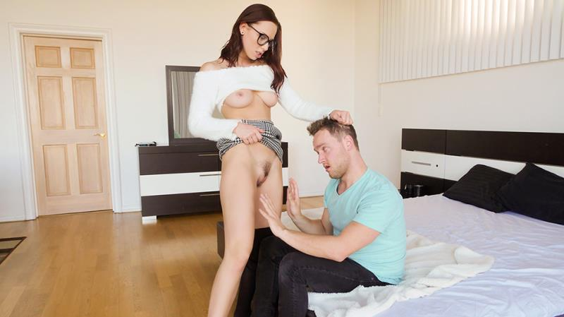 Stepbro Interrupts Stepsis' Musical Masturbation (Aidra Fox) SpyFam [SD]