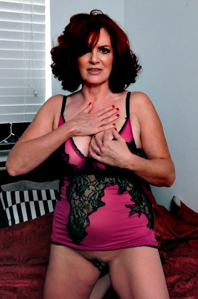 Andi James 52 years old Ladies With Toys