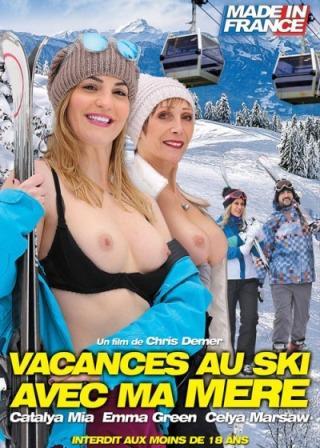 Vacances au ski avec ma mere (2018)