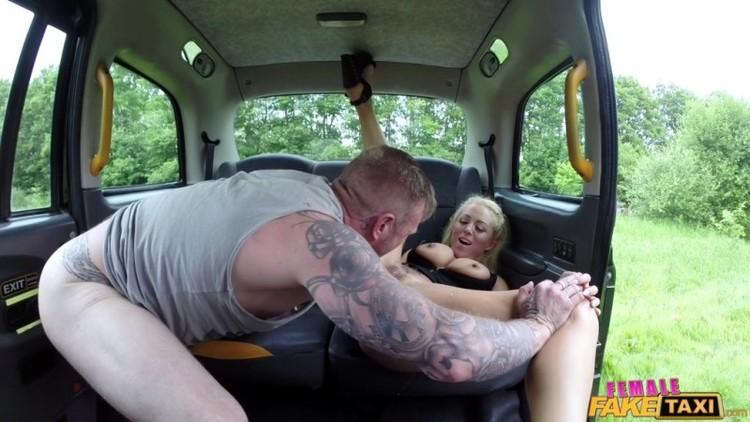 FemaleFakeTaxi - Rebecca Jane Smyth - Hot blonde breaks passengers cock - 20.07.2018 - 1080p Free Download From pornparadise.org