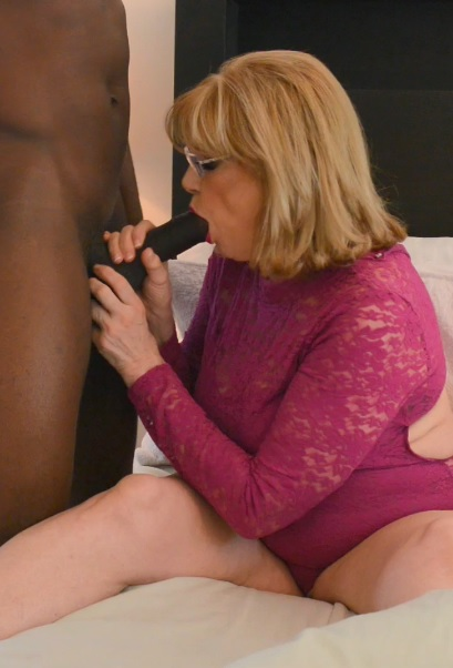 Crystal King in Private time with Crystal and a BBC