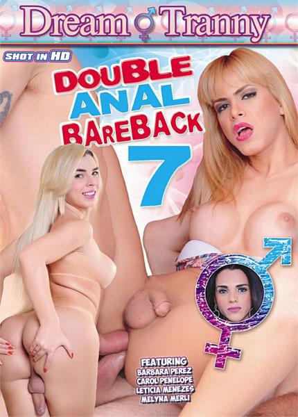 Double Anal Bareback 7 (2018)